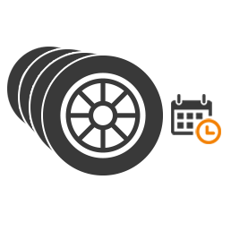 Einlagerung von Reifen nach Saison