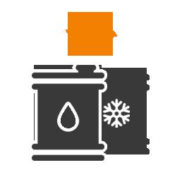Nachfüllen von Kältemitteln und Kompressor-Öl